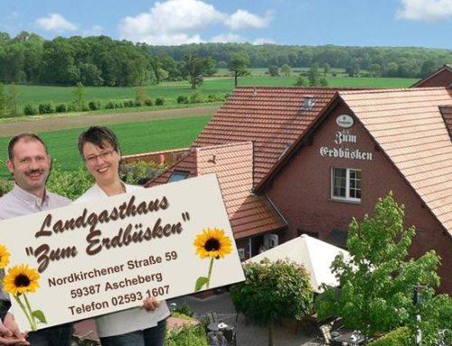 """Landgasthaus """"Zum Erdbüsken"""" (Ascheberg)"""