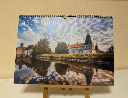 jetzt erhältlich – Ascheberg Kalender 2021